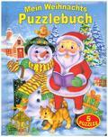 Mein Weihnachts Puzzlebuch