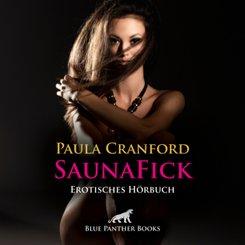 SaunaFick | Erotik Audio Story | Erotisches Hörbuch Audio CD