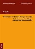 Transnationale Soziale Dialoge in der EU