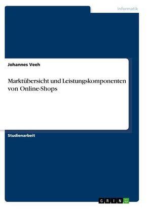 Marktübersicht und Leistungskomponenten von Online-Shops
