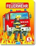 Feuerwehr Puzzlebuch