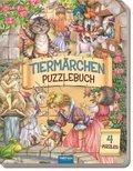 Tiermärchen Puzzlebuch