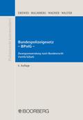 Bundespolizeigesetz (BPolG), Kommentar .