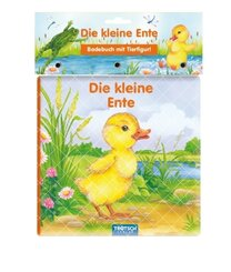 Die kleine Ente, Badebuch