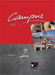 Campus, Ausgabe C neu: Lehrbuch; 2