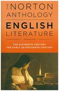 The Norton Anthology of English Literature, The Sixteenth Century, The Early Seventeenth