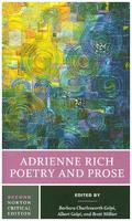 Adrienne Rich - Poetry and Prose
