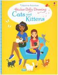 Sticker Dolly Dressing - Cats and Kittens
