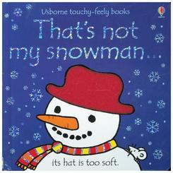 That's not my snowman . . .