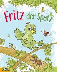 Fritz, der Spatz