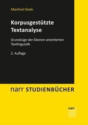 Korpusgestützte Textanalyse