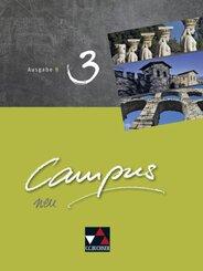 Campus, Ausgabe B neu: Lehrbuch; 3
