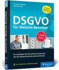 DSGVO für Website-Betreiber