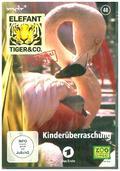 Elefant, Tiger & Co. - Kinderüberraschung, 2 DVDs
