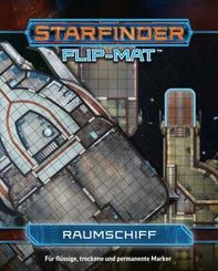 Starfinder Flip-Mat: Raumschiff