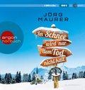 Im Schnee wird nur dem Tod nicht kalt, 2 MP3-CDs