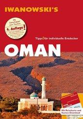 Iwanowski's Oman - Reiseführer, m. 1 Karte