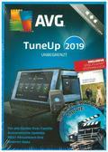 AVG TuneUp unbegrenzt 2019, 1 DVD-ROM (Special Edition)
