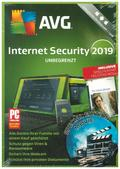AVG Internet Security unbegrenzt 2019, 1 DVD-ROM (Special Edition)