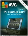 AVG PC TuneUp 2019 - 1 PC, 1 DVD-ROM