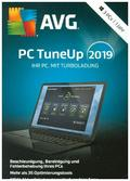 AVG PC TuneUp 2019 - 3 PCs, 1 DVD-ROM