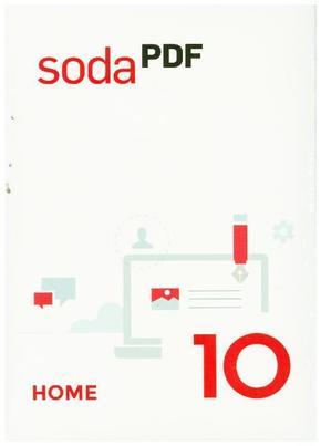 SODA PDF 10 - Home, 1 DVD-ROM