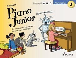 Piano Junior: Klavierschule - Bd.1