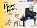 Piano Junior: Konzertbuch - Bd.1