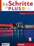 Schritte plus Neu - Deutsch als Zweitsprache, Ausgabe Österreich: A2- Arbeitsbuch mit 2 Audio-CDs; .3+4