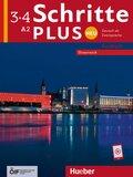 Schritte plus Neu - Deutsch als Zweitsprache, Ausgabe Österreich: A2 - Kursbuch; .3+4