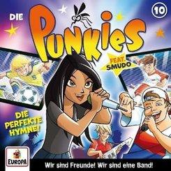 Die Punkies - Die perfekte Hymne!, 1 Audio-CD