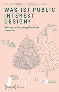 Was ist Public Interest Design?