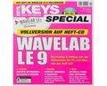 Keys Special Wavelab LE 9 Vollversion, m. CD-ROM