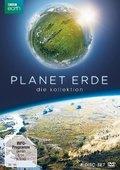 Planet Erde - Die Kollektion, 8 DVDs (Limited Edition im edlen Bookpak)