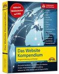 Das Website Kompendium, m. DVD-ROM