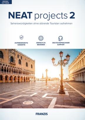 NEAT projects professional #2 (Win & Mac), 1 CD-ROM