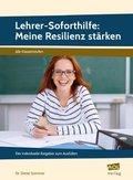 Lehrer-Soforthilfe: Meine Resilienz stärken