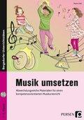 Musik umsetzen, m. Audio-CD