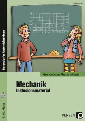 Mechanik - Inklusionsmaterial, m. 1 CD-ROM