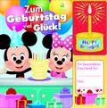 Disney Baby - Zum Geburtstag viel Glück!, m. Soundeffekten