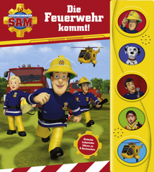 Labyrinth-Soundbuch, Feuerwehrmann Sam, Die Feuerwehr kommt!