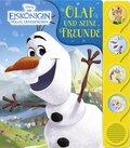 Silhouetten-Soundbuch, Disney Die Eiskönigin, Olaf und seine Freunde