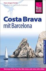 Reise Know-How Reiseführer Costa Brava mit Barcelona