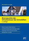 Brennpunkte der Umsatzsteuer bei Immobilien