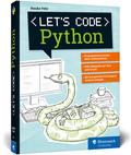 Let's code Python, m. CD-ROM