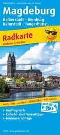 PublicPress Radkarte Magdeburg und Umgebung