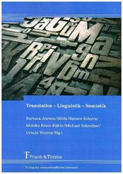 Translation - Linguistik - Semiotik