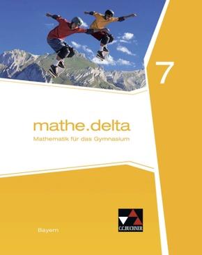 mathe.delta, Ausgabe Bayern: 7. Jahrgangsstufe, Lehrbuch