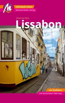 MM-City Lissabon Reiseführer, m. 1 Karte