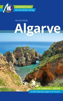 Algarve Reiseführer Michael Müller Verlag, m. 1 Karte